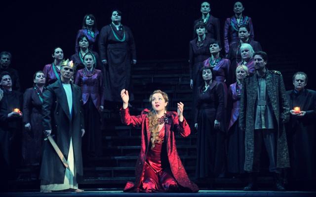 Nabucco Abigaille Baramova 1